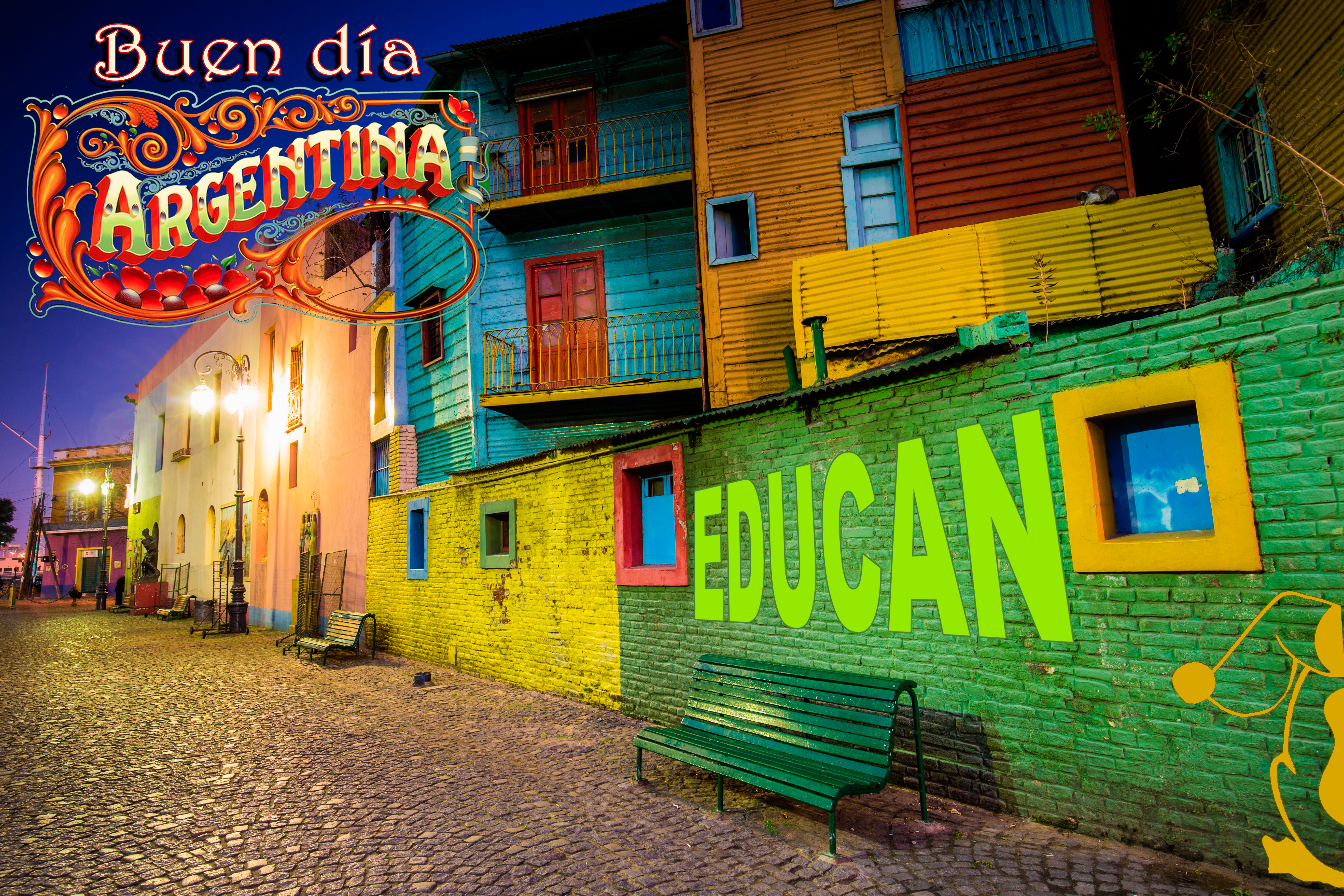 EDUCAN, primero España, después EE.UU. y ahora ¡¡Argentina!!