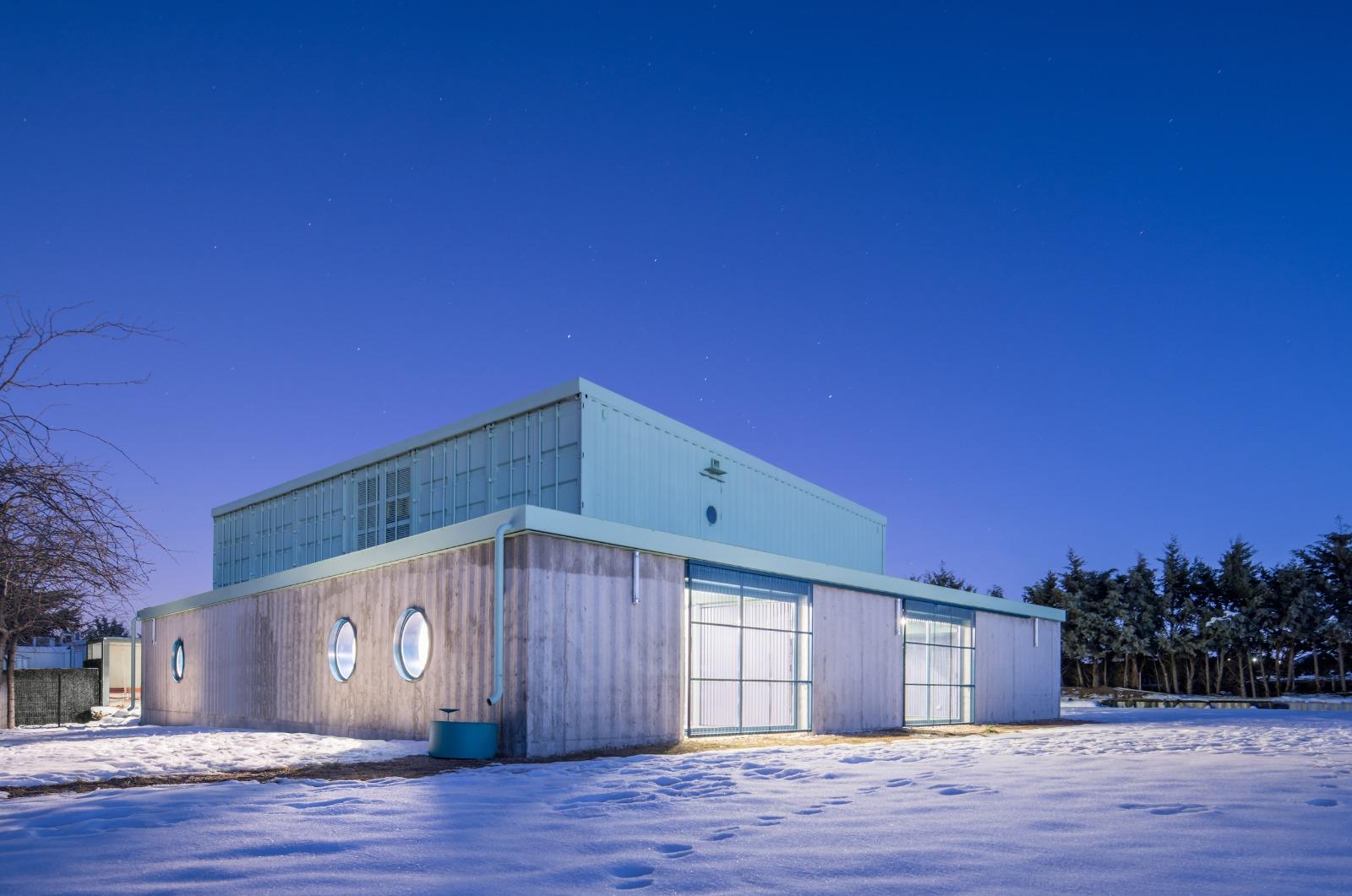 La Caja Verde (¡el edificio, no este blog!) premio MATCOAM 2021 en Innovación