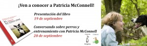 ¡¡Patricia McConnell en Madrid!!